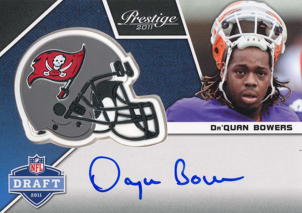 Box Busters Preview Gallery: 2011 Prestige Football
