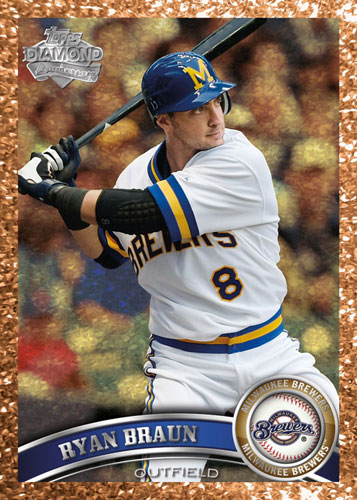 First look: 2011 Topps Update baseball cards