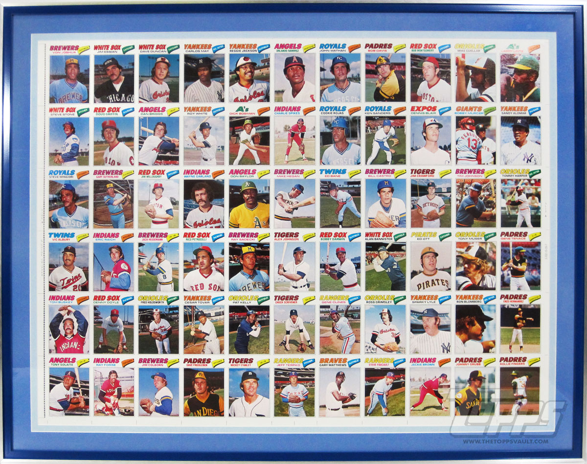 Topps Vault will auction rare items at this year's National Sports Collectors Convention