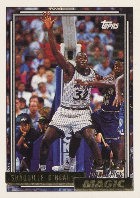 Shaquille O'Neal retires: What's your favorite Shaq basketball card & moment?