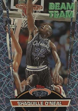29cd6ef3b76 Shaquille O Neal retires  What s your favorite Shaq basketball card ...
