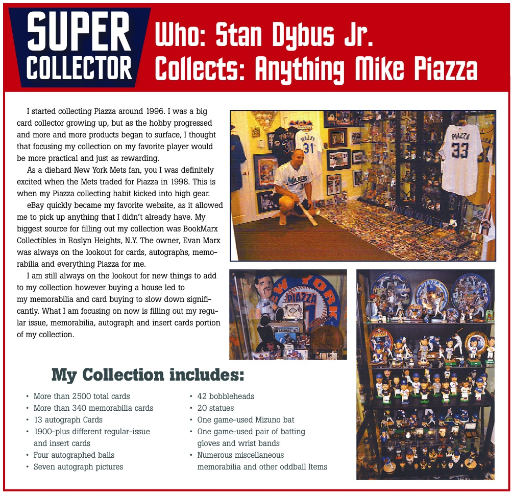 Are YOU a Supercollector? We want YOU in Beckett Sports Card Monthly …