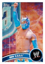 First look: 2011 Topps WWE trading cards