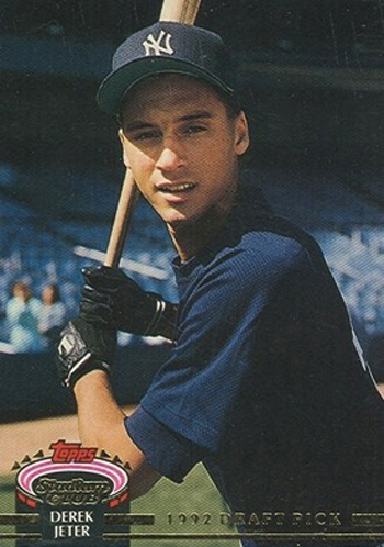Derek Jeter Hits 3000 And We Rank His Rookie Cards