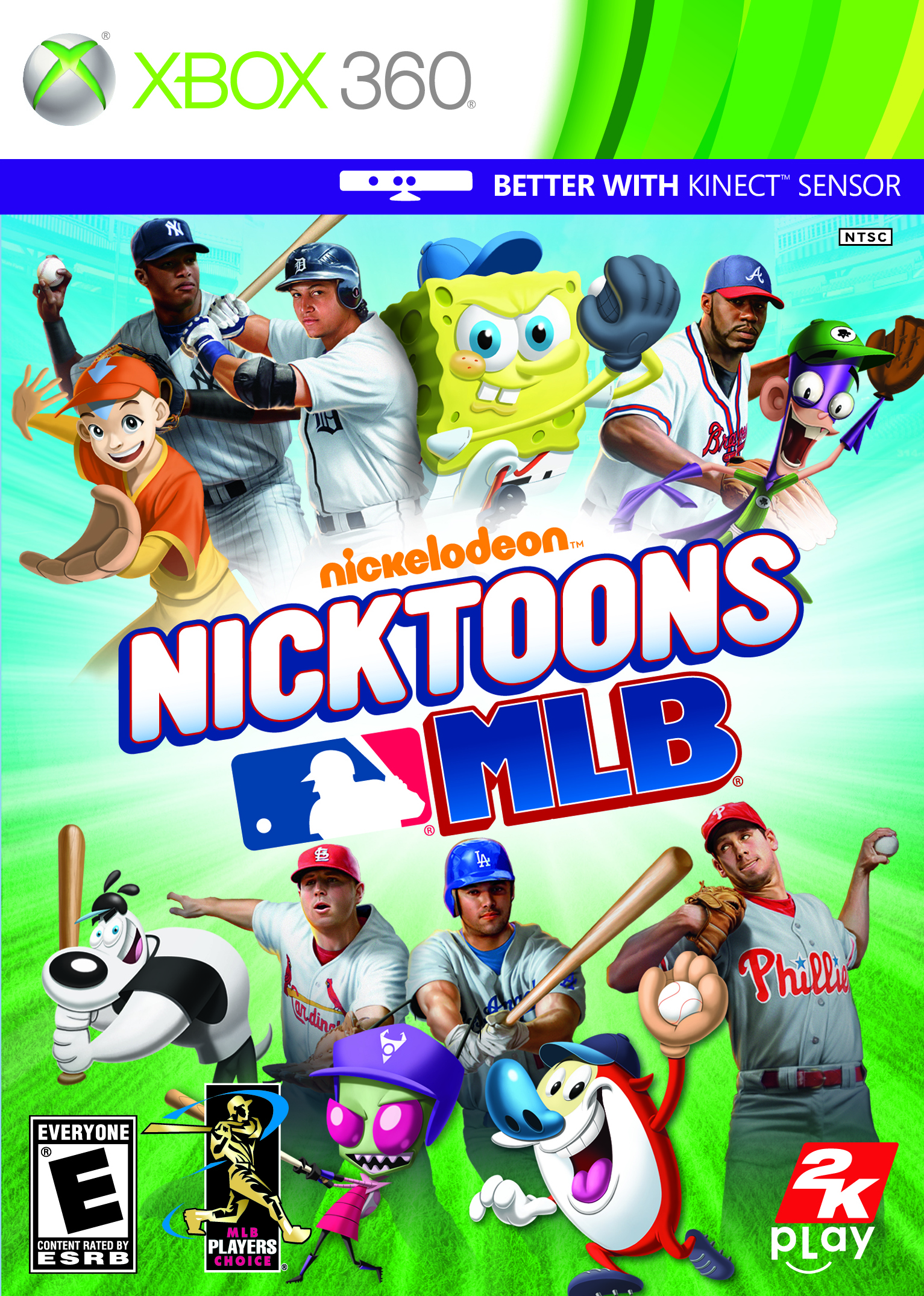 nicktoons invade mlb in upcoming video game beckett news
